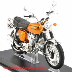 1/12 Honda DREAM CB750 Four Motorcycle Model Diecast Motorbi