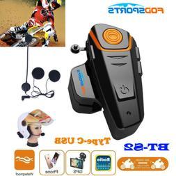 bt s2 1000m 2way radio intercom motorcycle