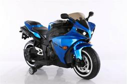 TAMCO 12V ride on motorcycle with light wheels ,speed by han