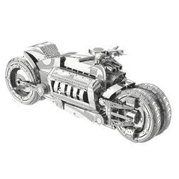 2018 3D Metal Puzzle Concept Motorcycle Assemble Model Kits
