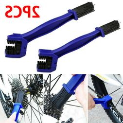 2Pack Cycling Bicycle Motorcycle Chain Cleaning Tool Gear Gr