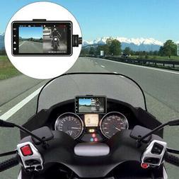 3 inch Motorcycle DVR Motorbike Dash Cam 720P Dual Lens Came