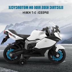 6V Electric Motorcycle Kids Ride On Car Toy Battery Powered