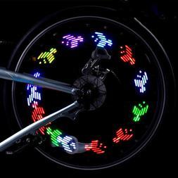 7LED Colorful Bicycle Wheel Lights Bike Lights Decoration fo