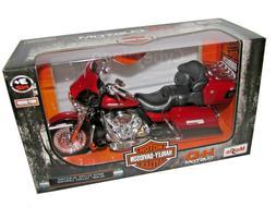 Maisto Motorcycles 1:12 Harley-Davidson Custom - 2013 Flhtk