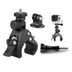 Accessory Bicycle Motorcycle Handlebar Tripod Mount Holder F