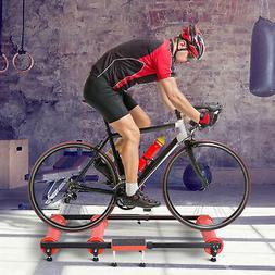 Adjustable Indoor Cycling Stationary Roller Bike Trainer Exe