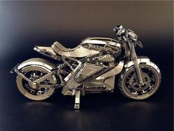 AVENGER MOTORCYCLE NANYUAN Collection Level Puzzle 3D Metal
