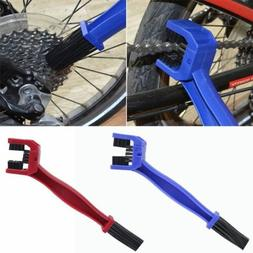Bike Chain Cleaning Brush Cycle Motorcycle Bicycle Gear Clea