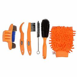 Bike Cleaning Tool Kit Cycling Tire Brush Chain Wash Brake D