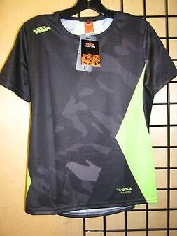 KTM Bike Industries Lady Character Riding Cycling Shirt Ladi