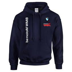 BMW Motorcycle S1000RR Motorrad Men's Classic Hoodie New Log