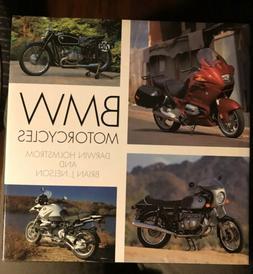 BMW MOTORCYCLES Darwin Holmstrom Man Cave Photo History Moto