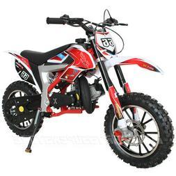 Bolt 50cc Dirt Bike Mini Gas Dirt Bike Kids Child Dirt Pit B