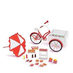 My Life As Hot Dog Cart