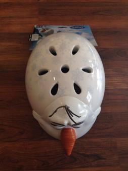 NEW Disney Frozen Olaf Bike Helmet - Age 3-5 years