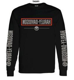 Harley Davidson Graphic t-shirt long sleeve men