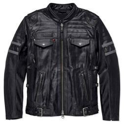 Harley-Davidson® Men's Vent Leather Jacket