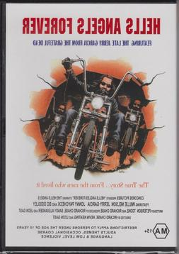 HELLS ANGELS FOREVER DVD Willie Nelson Jerry Garcia Harley D