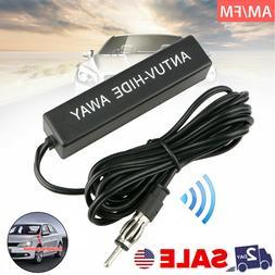 Hidden Antenna Radio Stereo AM FM Stealth for Vehicle Car Tr