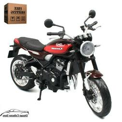 Kawasaki Z900RS Motorcycle MAISTO Diecast 1:12 Scale Red