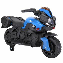 Kids Ride On Motorcycle Electric Battery Powered Bicycle Gif