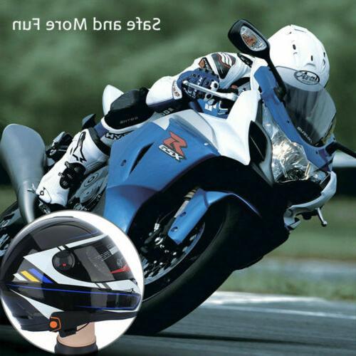 1000M Motorcycle Bluetooth