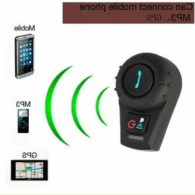 2pc Freedconn 2Way Radio Intercom Bluetooth Headset Interphone