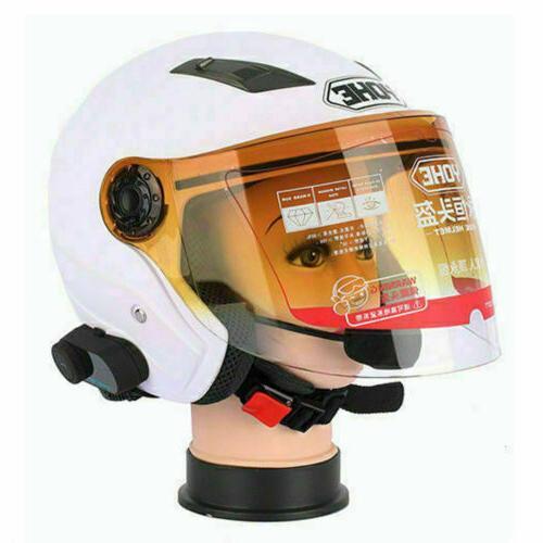 Freedconn 2Way Radio Motorcycle Bluetooth Interphone FM