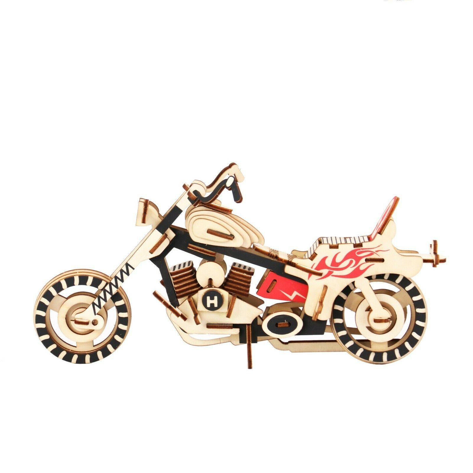 3D Model DIY Educational Toy Great &