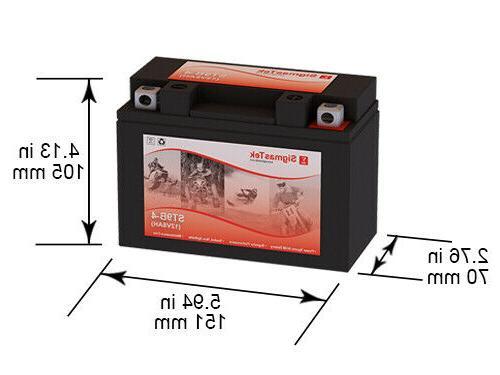 Yamaha 600CC Battery Replacement