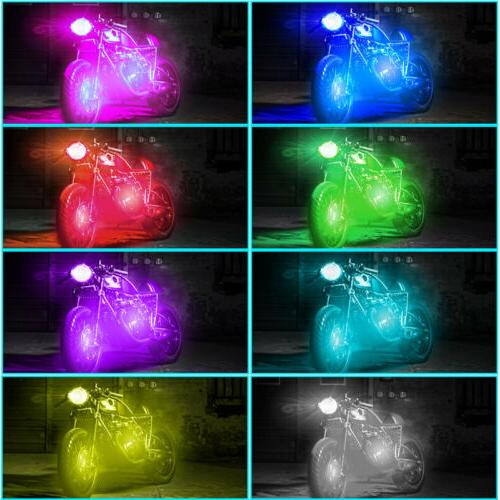 LED Underglow Underbody System Neon Lights