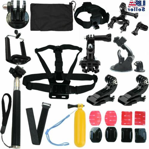 accessories outdoor sports bundle kit for gopro