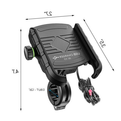 360 Holder Mount Charger Heavy Duty for iPhone