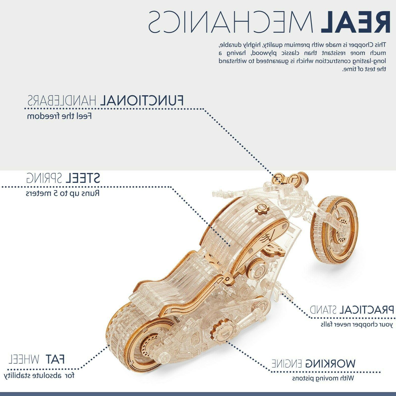 Veter Models Puzzle for 3D Puzzle