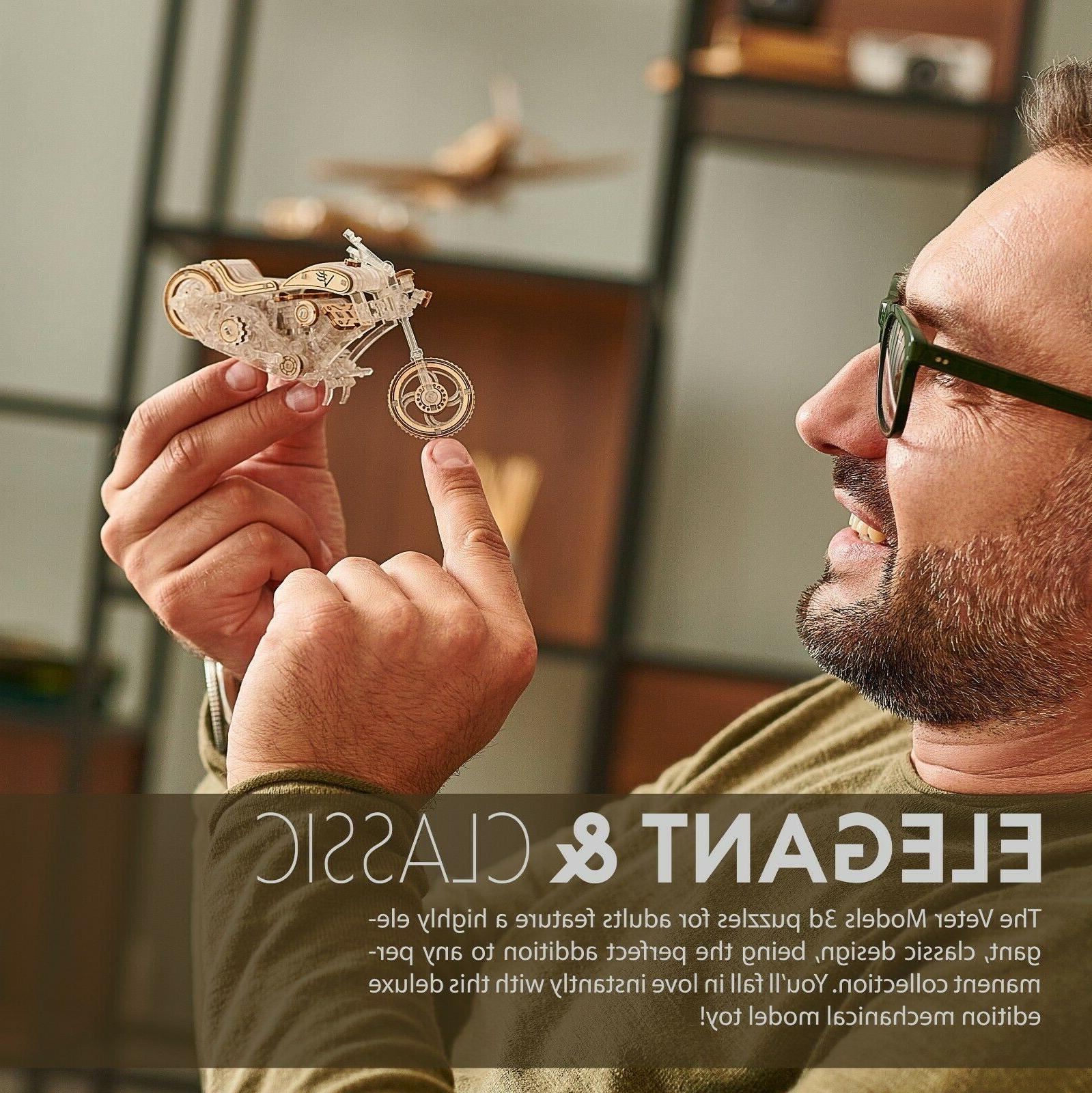 Veter Models Puzzle 3D Modelling