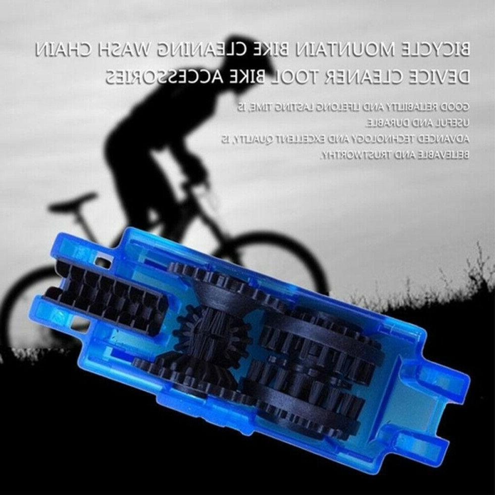 Bicycle Chain Brushes Cycling Bike Cleaning