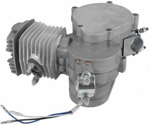 DIY Stroke 50cc Motorized Motor Engine Motor