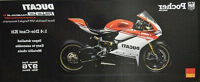 Pocher Ducati 1299 S Superbike 1/4 Motorcycle Kit