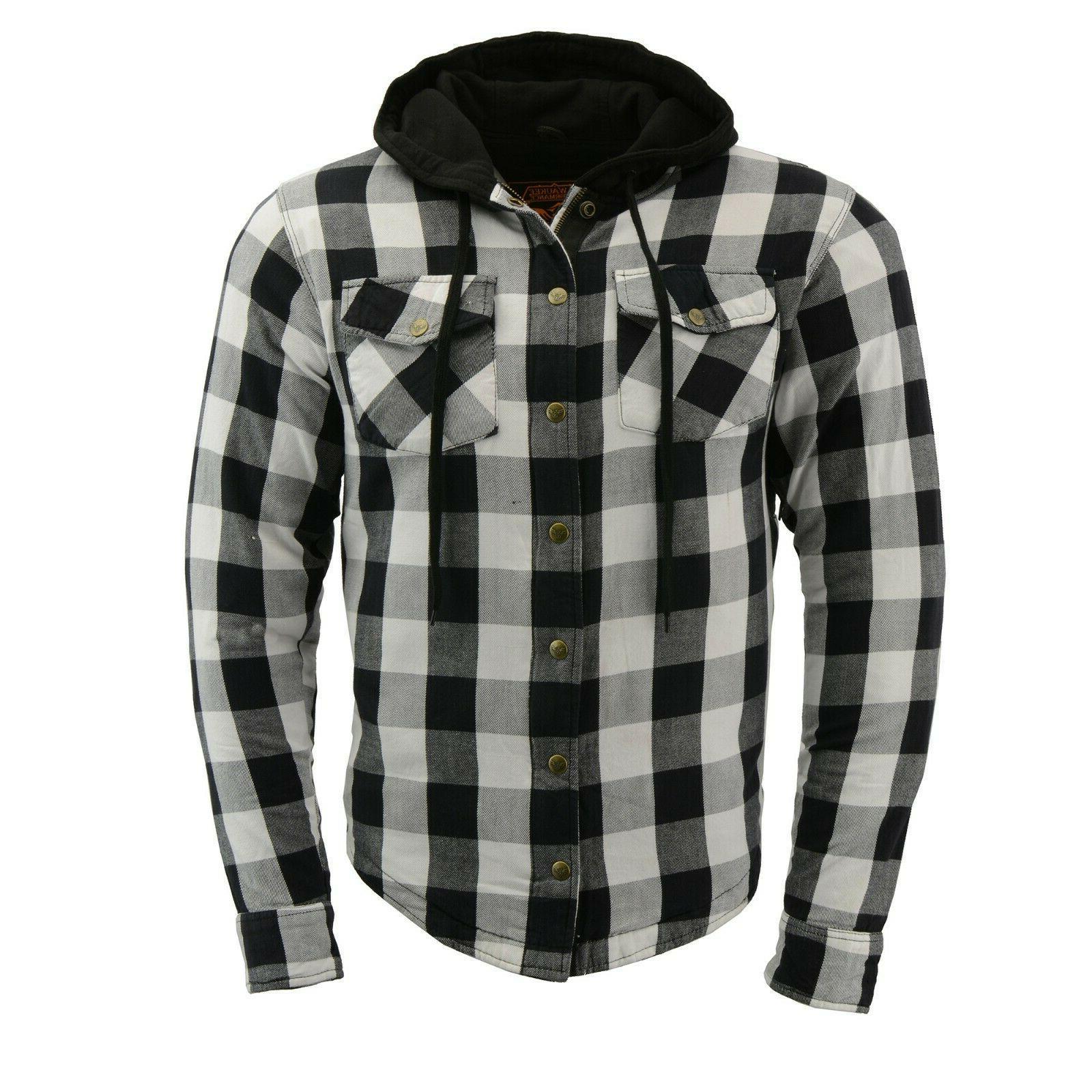Milwaukee Men's Checkered Flannel w/ Aramid®1629