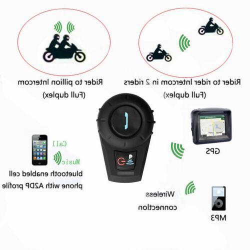 Freedconn BT Helmet Bluetooth 2Way Radio