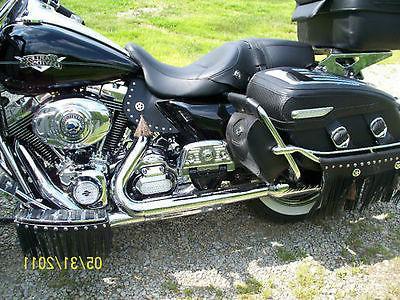 Motorcycle Saddlebag, Craft, Fringe