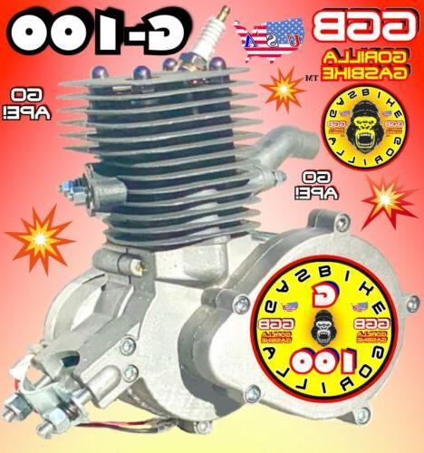 new 49cc 66cc 80cc 2 stroke motorized