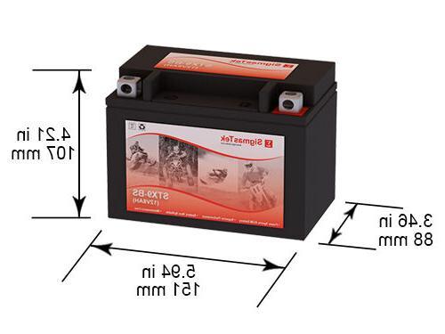 SigmasTek for 400CC CB-1,