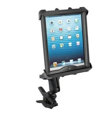 small tough clamp motorcycle bike mount fits