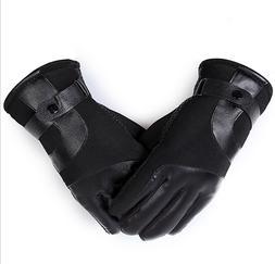Men's Women' Winter Ski Warm Gloves Motorcycle Waterproof Dr