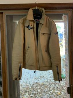 Alpinestars Men's motorcycle leather jacket
