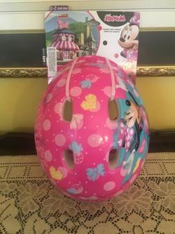 Minnie Mouse Kids' Bike Helmet - Pink