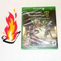 🕹️🔥Monster Energy Supercross: Xbox One NEW FAST SHIP