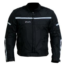 Motorcycle Armored Jacket Men Biker Riding  Breathable Water